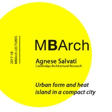 MBARCH LECTURES