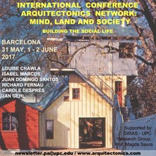 INTERNATIONAL CONFERENCE ARQUITECTONICS: MIND, LAND & SOCIETY. Building the Social Life