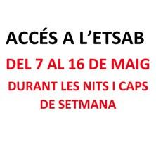 ACCESSOS ESPECIALS
