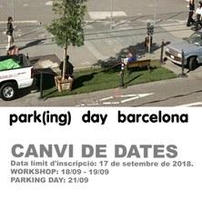 PARK(ING) DAY BARCELONA