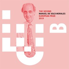 THE SECOND MANUEL DE SOLÀ-MORALES EUROPEAN PRIZE 2019