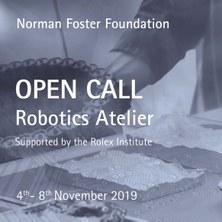 OPEN CALL ROBOTICS ATELIER