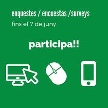 ENQUESTES FINS EL 7 DE JUNY