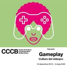 """EXPOSICIÓ: """"GAMEPLAY, CULTURA DEL VIDEOJOC"""""""