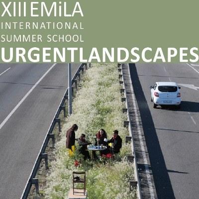 international online workshop _URGENTLANDSCAPES_ 2021 EMiLA Summer School