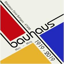 EXPOSICIÓ BAUHAUS 1919-2019