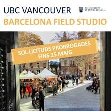 pròrroga_WORKSHOP_UBC Vancouver - Barcelona Field Studio