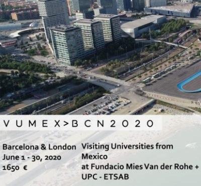 workshop V U M E X > B C N 2 0 2 0
