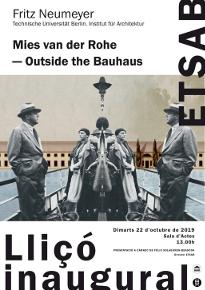 Outside the Bauhaus