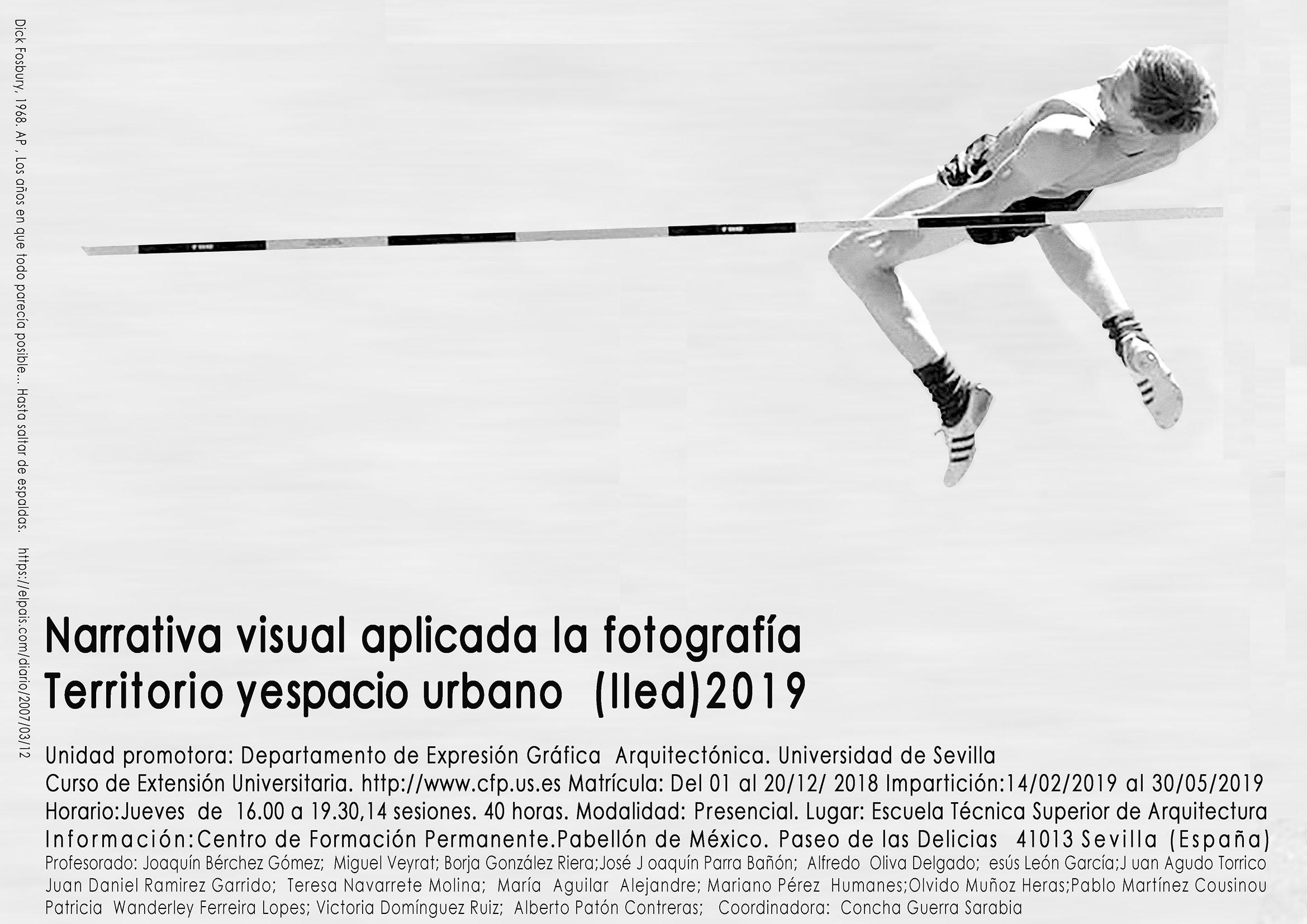 24 11 18 Cartel NV2 Territorio y espacio urbano 2018 2019 Segunda edición 100pp.jpg