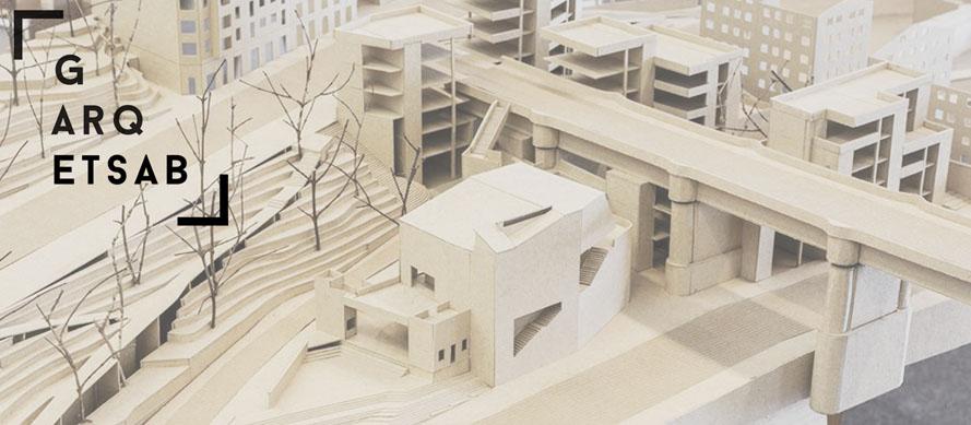 Garqetsab etsab escuela t cnica superior de arquitectura for Escuela tecnica superior de arquitectura