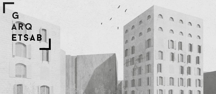 Garqetsab etsab escuela t cnica superior de arquitectura - Escuela de arquitectura de barcelona ...
